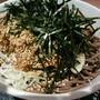 銀座・有楽町 ジャンクな二郎系蕎麦 「そば 俺のだし(俺のそば)」の肉そば
