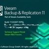 Veeam Backup & Replication v11 のオフラインアップグレード手順