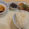 平日の萱野食堂で夕飯。半額セールが始まり沢山食べてきました。