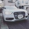 Audi S4試乗