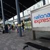 イギリスを格安移動~長距離バスNational Express!
