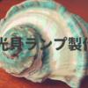 奄美大島の夜光貝でランプを製作。磨き方の流れを紹介します!