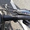 自転車のライトが盗まれたんだけど、ここはスラムか?