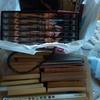 家の中の不要な本とDVDを処分しました