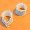 【和裁道具】革の指ぬきを作ってみた!指にフィットして運針も上達しそう♪