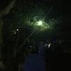 六甲全山縦走の夜2