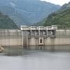法皇湖は富郷ダムによる人造湖