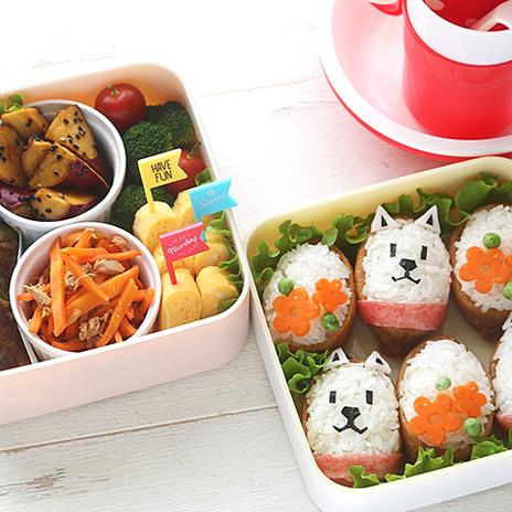 外出が楽しくなるこの季節♪お弁当を持ってピクニックなんていかがですか?