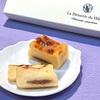 『みみずく洋菓子店』レーヴ・ドゥ・フロマージュ ブリードモーA•O•Cで作った大人のチーズケーキ。