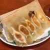 蒲田駅西口の「你好 恵馨閣」で羽根つき餃子など
