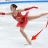 フィギュアスケートのタイツを靴までかぶせるのはなぜ?