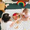 【1歳と3歳育児】五感を刺激する遊び「センサリープレイ」とインスタで見つけた面白そうな遊び