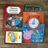 【断捨離】子供服、絵本、本、おもちゃ。クリスマス前までに処分!