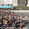東京マラソン  おもったより近くで観れたんだね・・・・・