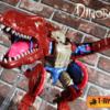 【ビーストマシーンズ/Beast Machines】 トランスフォーマー ビーストマシーンズ ダイノボッツ Tレックス レビュー