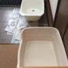 トイレ以外の場所をトイレにしてしまう猫さんのために、とことん工夫する