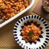 絶品!塩麹で作る常備菜/ 大豆のトマト煮とエリンギのバジル炒め