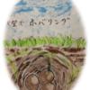 ひばりの巣発見