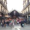スペイン旅行記10 ボケリア市場