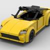 【レゴ自作】新型フェアレディZ作ってみた