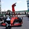 F1 イタリアグランプリ 2019 予選結果 ルクレールが連続PP!