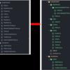 リファクタリング: componentsとcontainersの階層化 (STEP 3 : 他のユーザのタスクが見れるタスク管理アプリを作成する - React + Redux + Firebase チュートリアル)