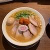 ちゃーしゅうや 武蔵 笹口店 @新潟市中央区 からし味噌ちゃーしゅうめん&ちゃーしゅう飯