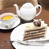 ホワイトチョコクリームが甘々濃厚♡ナッツの食感も楽しいケーキ(HARBS)