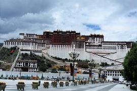 過去の渡航歴を紹介します ~アジアの秘境:チベット~