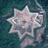 インドのフォートアグアダやマンジャラバッドの要塞を上空から眺めてみよう - Let's look at India's Aguada Fort and Manjarabad Fort from above