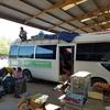ラオス北部への旅の起点 ‐ ビエンチャン北バスターミナル -(ビエンチャン、ラオス)