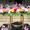 勉学に生きた高僧 印融法印の墓と三会寺の幼稚園児たち(横浜市港北区)