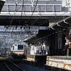 過去ブログから 上板橋駅付近で他社車両