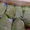 今年も柿の葉寿司
