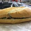 ベトナム風サンドイッチ(バインミー)とアボカド・シェイク