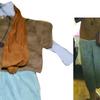 好みは大きく変わらないので昔の服も活用しています。雨の日のお出かけ服~合計136年以上前の服・靴・鞄の組み合わせ