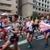師走の三 / 福岡国際マラソン(を沿道で応援!)