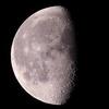 「月」の撮影 2020年5月13日(機材:コ・ボーグ36ED、スリムフラットナー1.1×DG、E-PL5、ポラリエ)