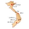 南部人から見る北部人のベトナム語