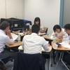 社会人大学院の「立志人物論」の受講者のアンケートから。日本人、中国人、ベトナム人。