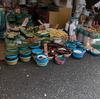 【カラーの1枚】商品直置きの八百屋さんって、田舎でも余り見なくなったよね。