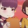 【ハイスコアガール】アニメ第2話を見た感想 自転車に2人乗りしたり2人でメンチカツ食べたり・・・青春してて羨ましい