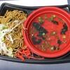魂麺(本八幡)@千葉マリーンスタジアム 市川海苔焼きそば(スープ入り)