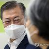 """(韓国反応) 文大統領「歴史的な1号接種…」大統領はいつ機会をくれますか。"""""""