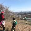 体慣らしのハイキング@宮の森荒井山