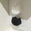 毎日の洗面台のお掃除にピッタリ!セリアの浮かせるスポンジ「ネコピカ」