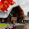 北海道のログハウスサウナ「メープルロッジ」をエクセルで描いてみた