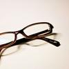 PCメガネ買った。