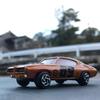 '69 PONTIAC GTOに乗って、タイムスリップ。無人駅探訪番外編。