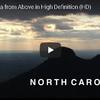ドローンで見る米ノースカロライナの大自然